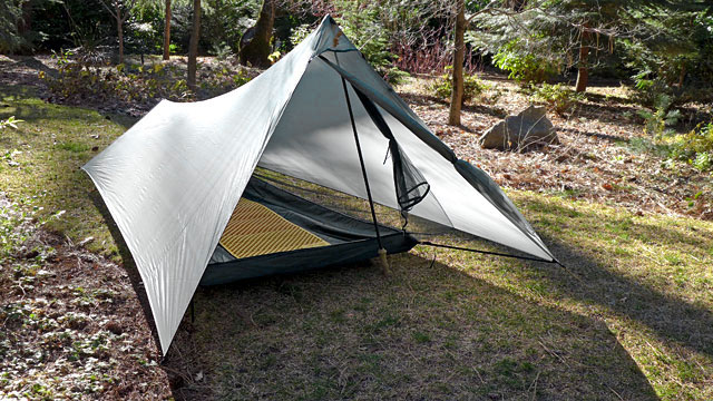Tent For Overnight Stays Mtbr