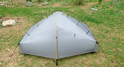 Tarp-Tent Scarp 2 – 1530 g schweres 2 Personenzelt
