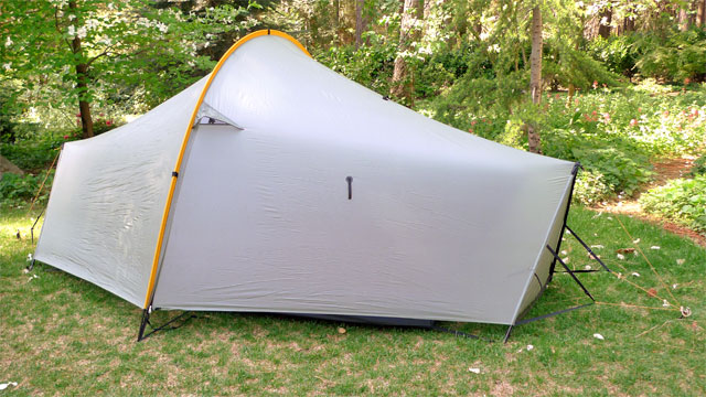 ex≤. Double wall ... & Tarptent Double Moment