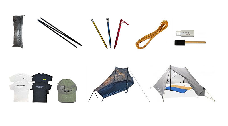Do you need a replacement stuffsack pole stake some guyline seam sealer kit or service interior or fly Tarptent swag or some other component?  sc 1 st  Tarptent & Tarptent Parts