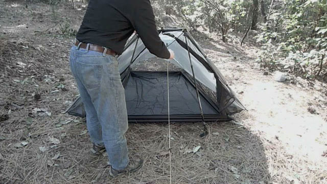 Setup video & Tarptent Squall 2