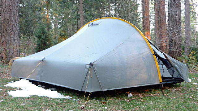 Large Canvas Cing Tent