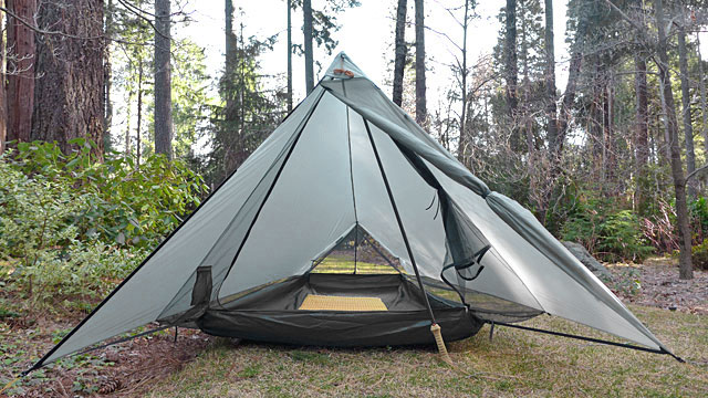 Our most popular solo shelter the ProTrail is the best tent for thru-hiking bikepacking or any trip where every gram/ounce is important. & Tarptent ProTrail- ultralight backpacking tent