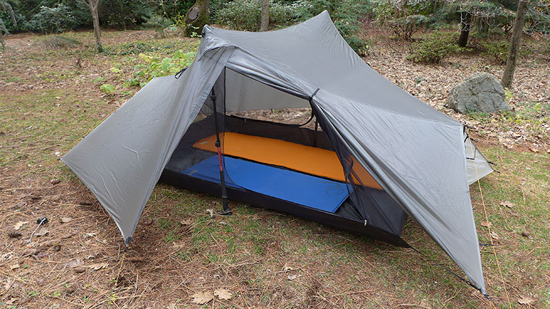 Tarptent Saddle2 Lightweight Backpacking Tents