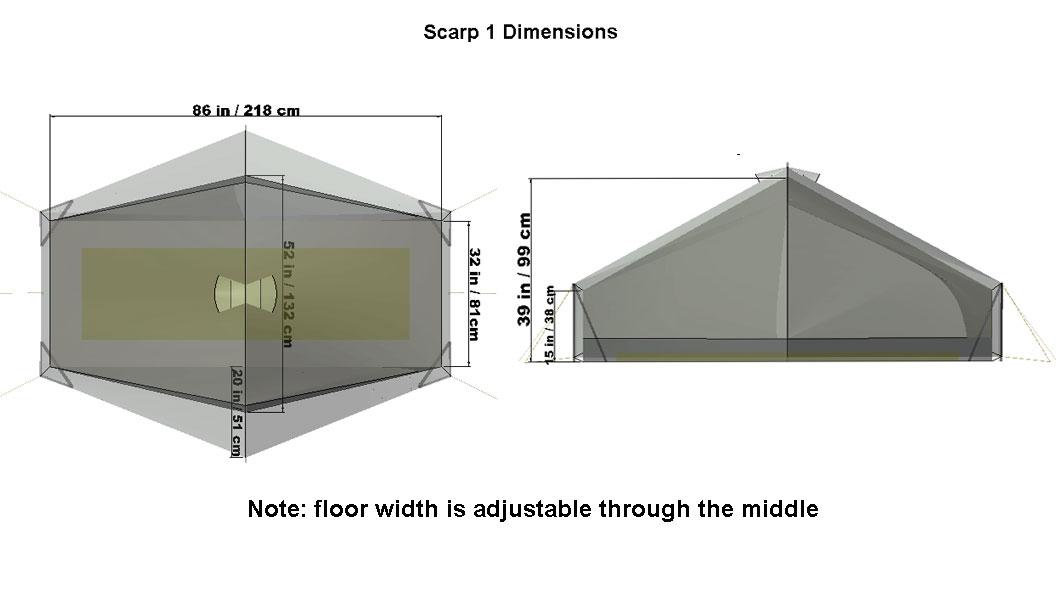 Scarp 1