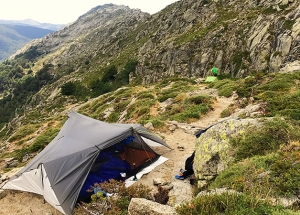 Saddle 2 on the GR20, Corsica | Daniel Stainhauser