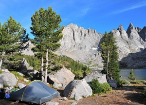 Hogback near Cirque of the Towers, Wind River Range, WY | Bill & Sarah McCrory