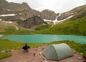 Cloudburst 3 at Cracker Lake, Glacier National Park | Patrick Boyle