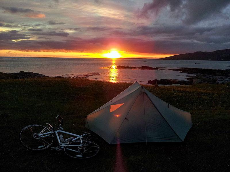 StratoSpire 1 in the Outer Hebrides | Rees Archibald