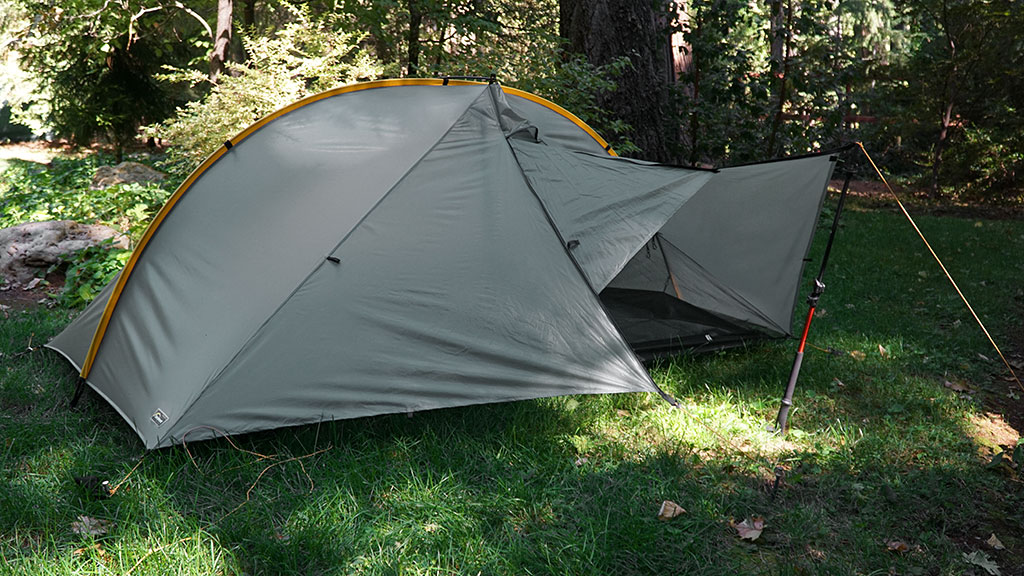 tarptent double rainbow backpacking tent 2 person